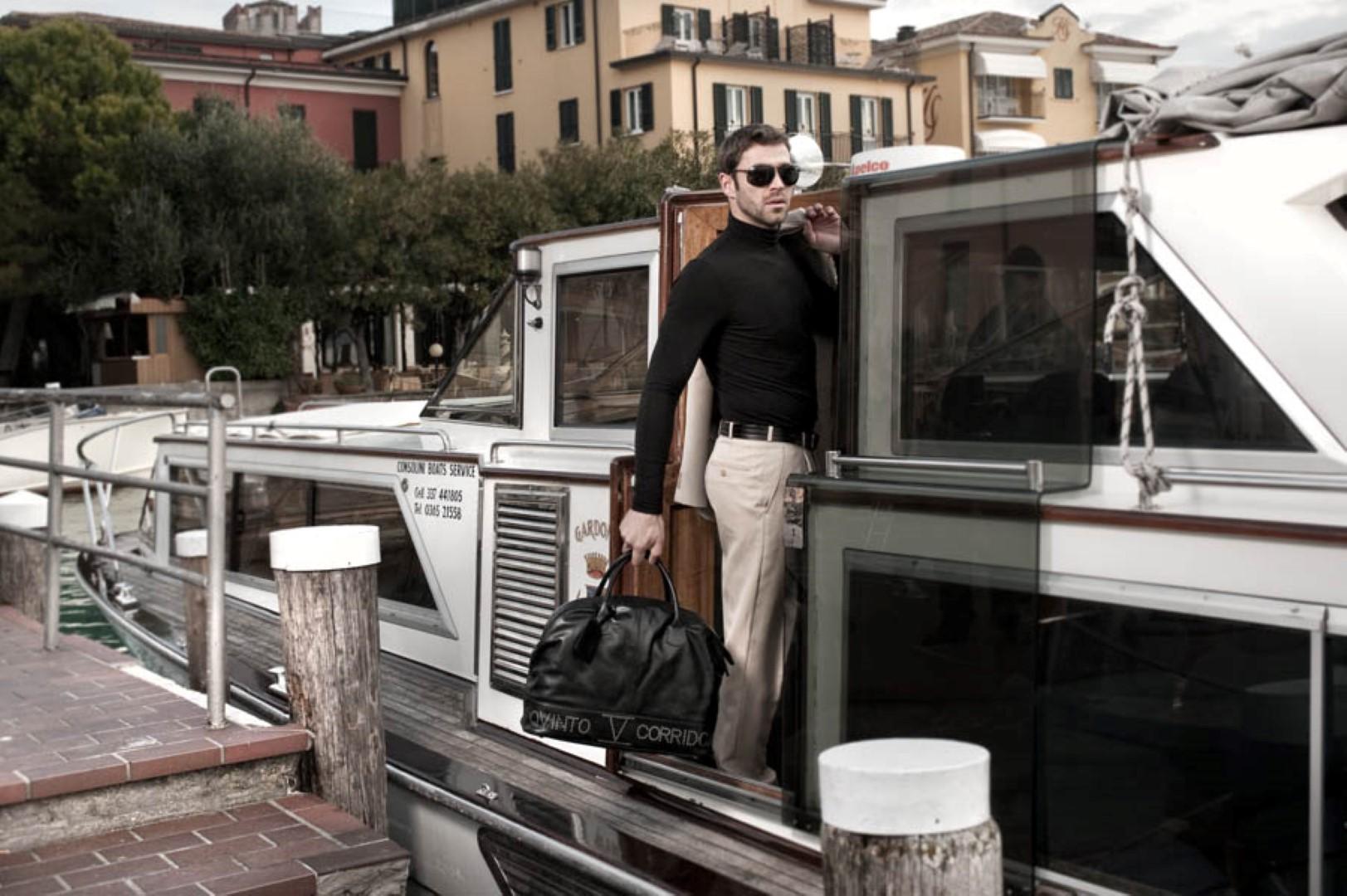 James Bond (Sirmione – Garda Lake)
